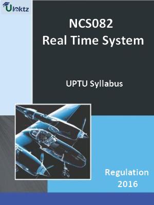 Real Time System - Syllabus