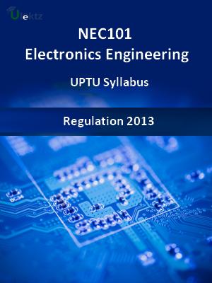 Electronics Engineering - Syllabus