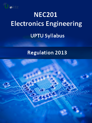 Electronics Engineering - Syllabus