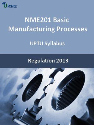 Basic Manufacturing Processes - Syllabus