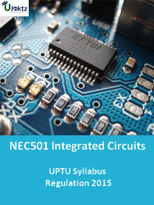 Integrated Circuits - Syllabus