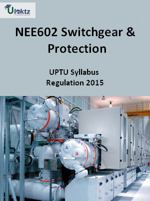 Switchgear And Protection - Syllabus