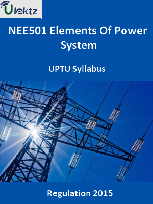 Elements Of Power System - Syllabus