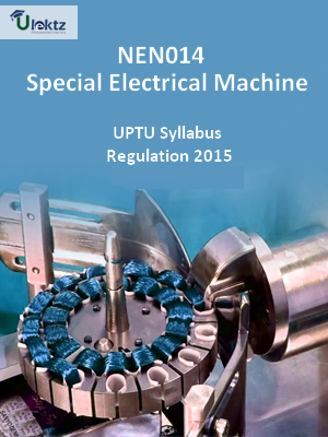Special Electrical Machine - Syllabus