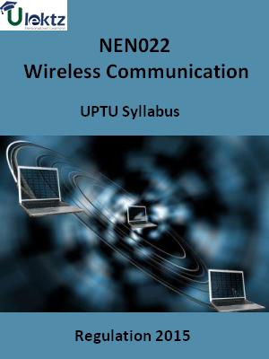 Wireless Communication - Syllabus
