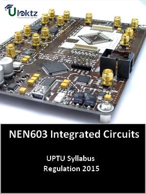 Integrated Circuits - Syllabus