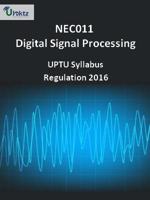 Digital Signal Processing - Syllabus
