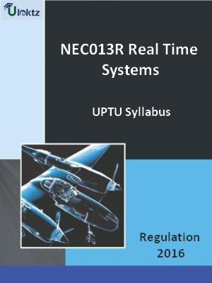 Real Time Systems - Syllabus