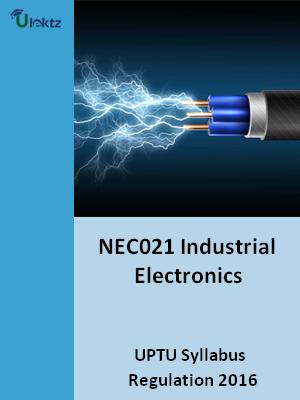 Industrial Electronics - Syllabus