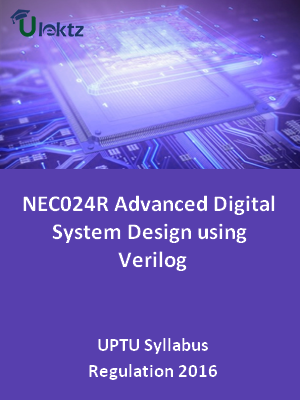 Advanced Digital System Design using Verilog - Syllabus
