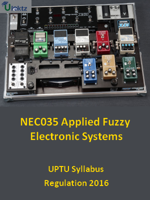 Applied Fuzzy Electronic Systems - Syllabus