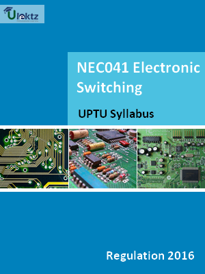 Electronic Switching - Syllabus