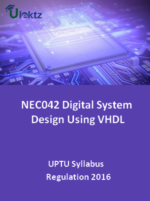 Digital System Design Using VHDL - Syllabus