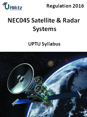 Satellite & Radar Systems - Syllabus