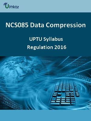 Data Compression - Syllabus
