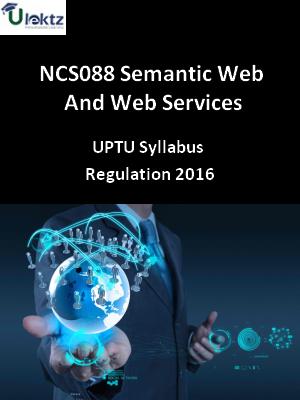 Semantic Web And Web Services - Syllabus