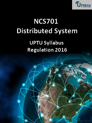 Distributed System - Syllabus