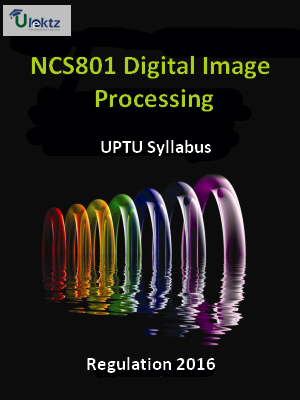 Digital Image Processing- Syllabus