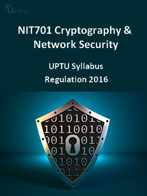 Cryptography & Network Security - Syllabus