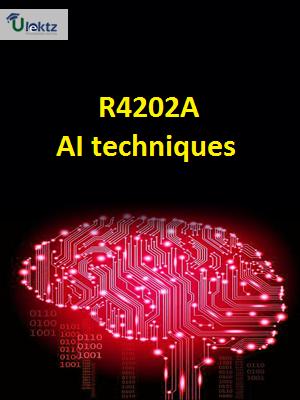 Important Question for AI techniques