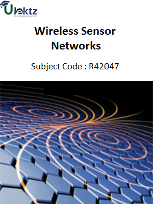 Important Question for Wireless Sensor Networks