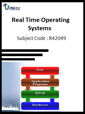 Important Question for Real Time Operating Systems