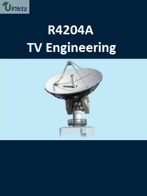 Important Question for TV Engineering