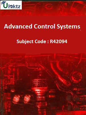 Important Question for Advanced Control Systems
