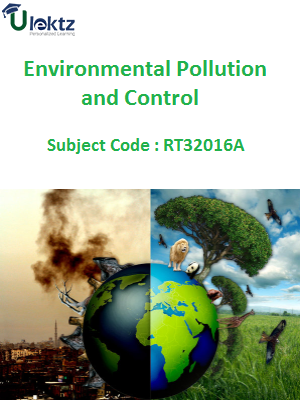 Important Question for Environmental Pollution and Control