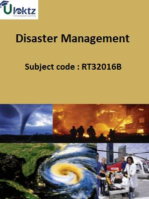 Important Question for Disaster Management