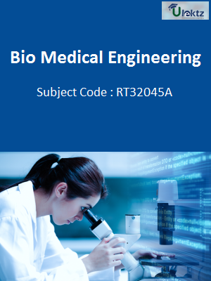 Important Question for Bio Medical Engineering