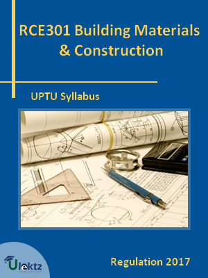 Building Materials & Construction - Syllabus