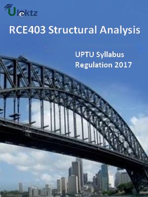 Structural Analysis - Syllabus