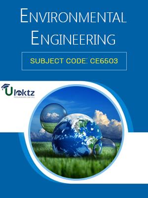 Environmental Engineering I