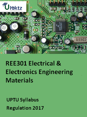 Electrical & Electronics Engineering Materials - Syllabus