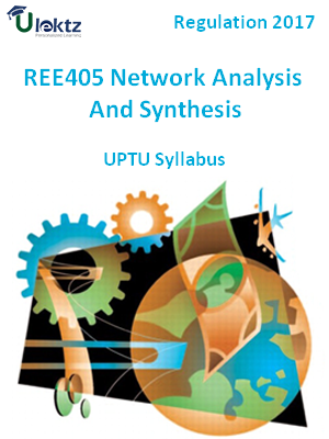 Network Analysis And Synthesis - Syllabus
