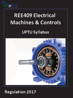 Electrical Machines & Controls - Syllabus
