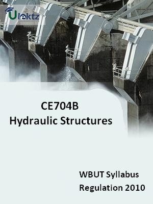 Hydraulic Structures - Syllabus