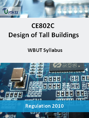 Design of Tall Buildings  - Syllabus