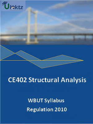 Structural Analysis  - Syllabus
