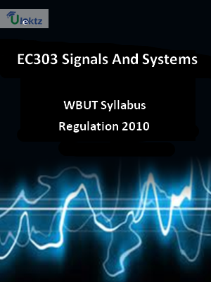 Signals And Systems - Syllabus