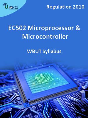 Microprocessor & Microcontroller - Syllabus