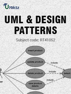 UML & DESIGN PATTERNS