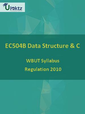 Data Structure & C
