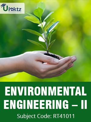 ENVIRONMENTAL ENGINEERING-II