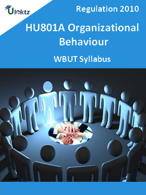 Organizational Behaviour - Syllabus
