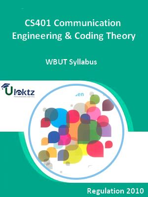 Communication Engineering & Coding Theory-Syllabus
