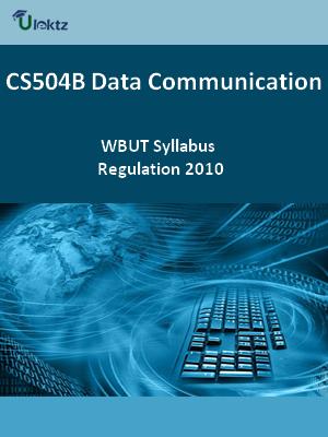 Data Communication-Syllabus
