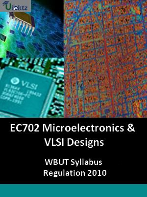 Microelectronics & VLSI Designs - Syllabus