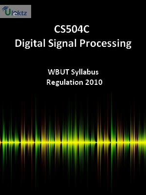Digital Signal Processing-Syllabus